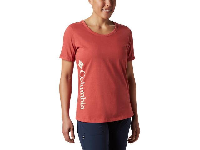 Columbia CSC Pigment T-Shirt Femme, daredevil